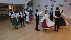 Margaréta tánccsoport - Moldvai táncokat mutattak be