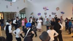 Farsangi táncház - Tompos Krisztina vezetésével
