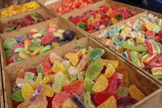 A falusi programok elmaradhatatlan kelléke: az édesség!