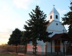 A dobradópusztai katolikus templom