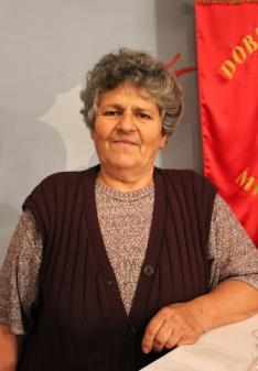 Katica néni, Dobradó harangozó asszonya