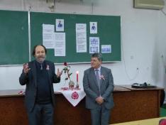 Dr. Csorba László (bal.) és Sutus József (jobb.)
