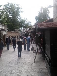 A Teleház Szarajevóban