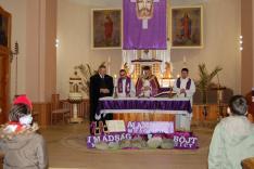Őkumenikus Istentisztelet a rahói Nepomuki Szent János Plébánián