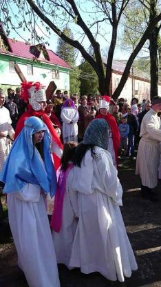 Jézus találkozása az asszonyokkal