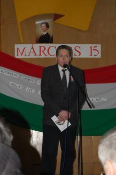Török Dénes, a kárpátaljai Ferences Misszó Alapítvány kuratóriumi tagja