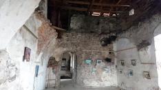 Beregszentmiklós - a kastély nincs jó állapotban