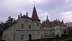 Beregvár-Schönborn kastély