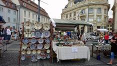 Fazekasvásár Nagyszebenben