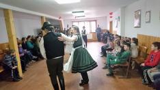 Kőrösmezőn táncolt a Cuháré Táncműhely