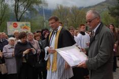 Szalipszki Endre főkonzul és Mikulyák László