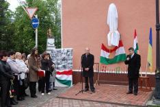 Milován Sándor úr ünnepi beszéde
