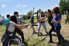 Boszniai fiatalok