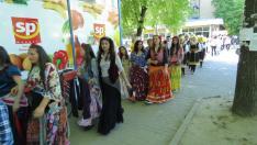 X. Észak-bánáti Néptánctalálkozó Törökkanizsán