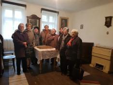 nagykikindai vendégek a kisoroszi tájházban