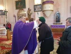 Március 15-i megemlékezés Kisoroszon