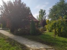 kisoroszi tájház