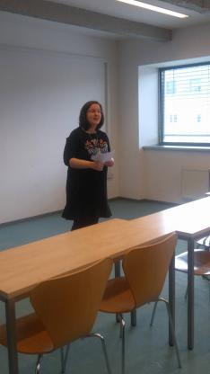 Petres Csizmadia Gabriella tanárnő kiértékelője