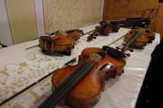 Koncert előkészületek