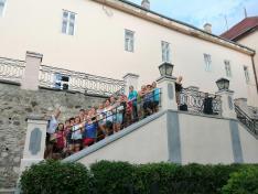 Ungvári várban