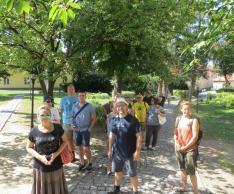 Szabadtéri néprajzi múzeum Ungváron
