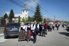 Bukovinai hétvége Csernakeresztúron