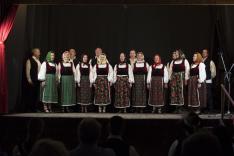 A pancsovai Petőfi Sándor Magyar Művelődési Egyesület vegyeskórusa