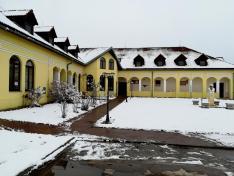 A Hanvay-kúriában 2004 óta református egyház diakóniai központja működik