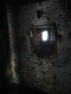 Lövésznyílás a Bunkerben