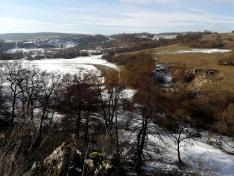Kilátás a Peskőről