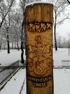 A Hanvay család címere