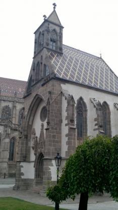 Kassa, Szent Mihály-kápolna