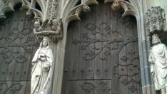 Kassa, Szent Erzsébet-dóm részlete