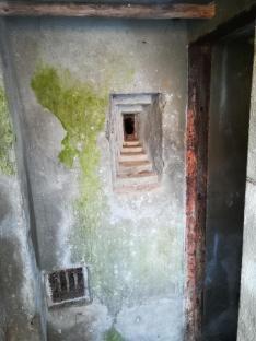 A Bunker lövésznyílása