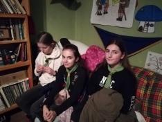 A Liliom őrs lánykái