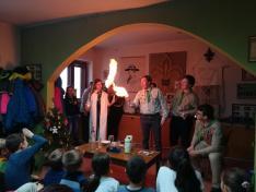 A Liliom őrs karácsonyi műsora