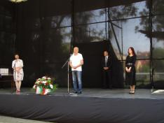 Hennagyij Moszkal Kárpátaljai Területi Állami Közigazgatási Hivatal elnöke szavai