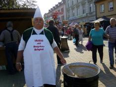 Bihacsy László, a szabadtűzi sütés-főzés mestere