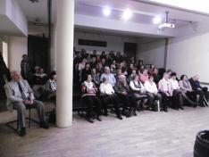 A prágai közönség megtöltötte a Nemzetiségek Háza nagytermét
