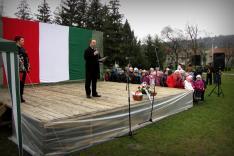 Kocserha János alpolgármester megnyitó beszédje