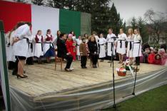 """""""Ha megfújja az angyali trombitát, harcba hívja Magyarország sok fiát..."""""""