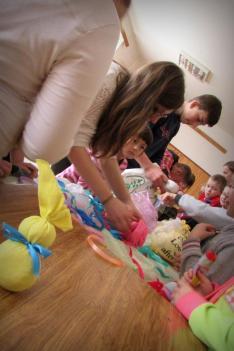 Húsvéti kézműveskedés