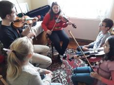 Hegedűoktatás