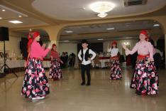 Gyermekek táncos produkciója