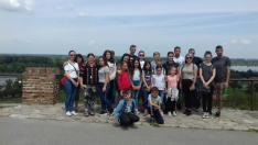 Belgrádi csoportkép