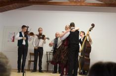 """""""Szárazfának muzsikája"""" - népzenei koncert és táncház"""