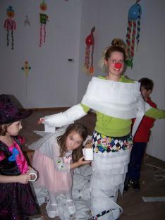 Gyerek farsang