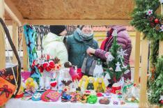 Karácsonyi vásár Brassóban