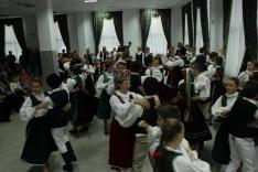 Első táncrend: csárdás és szapora