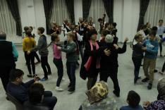 Az idősebb generáció is táncra kapott